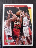 NBA - UPPER DECK 1997 - HAWKS - ALAN HENDERSON - Singles (Simples)