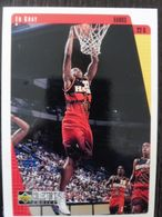 NBA - UPPER DECK 1997 - HAWKS - ED GRAY - Singles (Simples)