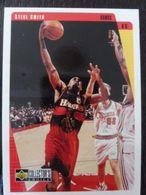 NBA - UPPER DECK 1997 - HAWKS - STEVE SMITH - Singles (Simples)