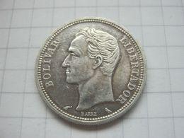 Venezuela , 1 Bolivar 1954 - Venezuela