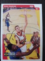 NBA - UPPER DECK 1997 - HAWKS - CHRIS CRAWFORD - Singles (Simples)