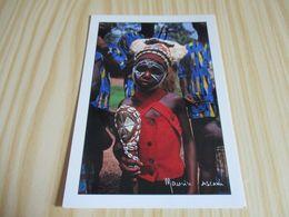 Côte D'Ivoire - Jeune Danseuse Dan De Gbloleu. - Ivory Coast