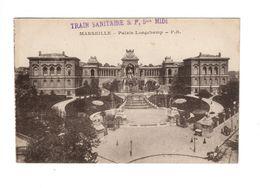 MARSEILLE (13) - Train Sanitaire S.P. 5 Bis Midi - War 1914-18