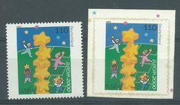 200035422  ALEMANIA FED  YVERT   Nº  1945/6  **/MNH - Nuevos