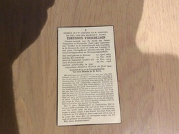 Priester Monnik Abdij Der Paters Trappisten Westmalle  Geboren Hamme 1883-1949 - Religión & Esoterismo