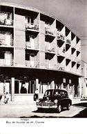 PITESTI / ARGES : BLOC - STRADA CRAIOVA & AUTOMOBILE : GAZ / POBEDA M 20 - CARTE VRAIE PHOTO / REAL PHOTO ~ 1960 (ae835) - Roumanie