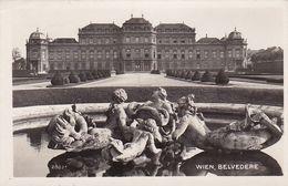 AK Wien - Belvedere (50635) - Belvedère
