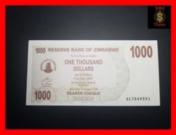 ZIMBABWE 1.000 1000  $ 1.8.2006  P. 44  UNC - Zimbabwe