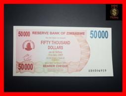 ZIMBABWE 50.000 50000  $ 1.3.2007  P. 47  UNC - Zimbabwe