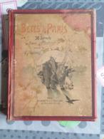 Les Bêtes à Paris De Ernest D'Hervilly Avec 36 Gravures De G. Fraipont C. 1890 - Poesía