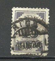 LETTLAND Latvia 1927 Michel 115 O - Lettland