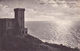 Cartolina - Livorno, Tramonto. - Livorno