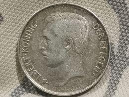 2 Francs - Albert Ier En Néerlandais 1911 - 1909-1934: Alberto I