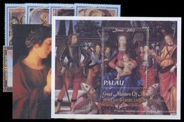 2002, Palau Inseln, 2283-86 U.a., ** - Palau