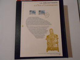 FRANCE DOCUMENT 21 11 523 ILE DE CLIPPERTON - Documents De La Poste