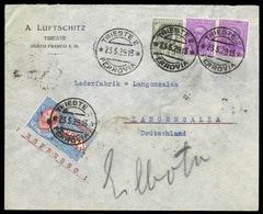 1926, Italien, 248 U.a., Brief - Italia