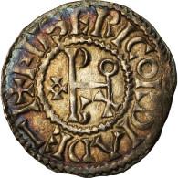 Monnaie, France, Eudes, Denier, 888-898, Blois, SUP, Argent, Prou:482 - 751-987 Monnaies Carolingiennes
