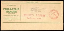 1956, Grossbritannien, Brief - Non Classificati
