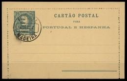 1896, Portugal, K 5 A, Brief - Portugal