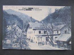 AK MANDLING B. Schladming Radstadt Ca.1920 Gasthof Kogler  //  D*44366 - Liezen