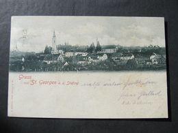 AK ST. GEORGEN A.d.Stiefing B. Leibnitz 1900 //  D*44367 - Leibnitz