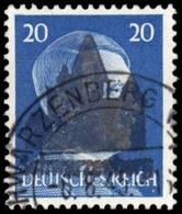 1945, Deutsche Lokalausgabe Schwarzenberg, 11 II, Gest. - Non Classificati