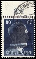 1945, Deutsche Lokalausgabe Schwarzenberg, 19 II, Gest. - Non Classificati