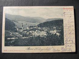 AK WEISSENBACH A.d.Triesting B. Baden 1901 //  D*44371 - Baden Bei Wien