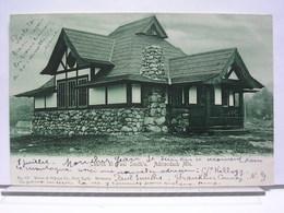ETATS UNIS - CHURCH AT PAUL SMITH'S, ADIRONDACK MTS - Adirondack
