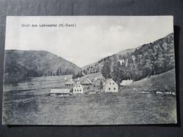 AK ST. AEGYD Am Neuwalde LAHNSATTEL B. Lilienfeld Ca.1920  //  D*44372 - Lilienfeld