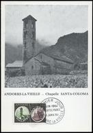 1964, Andorra Französische Post, 182 MK - Stamps
