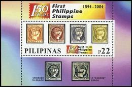 2004, Philippinen, Block 200, ** - Philippines