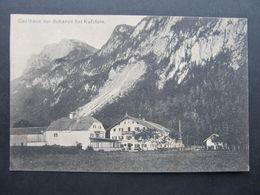 AK KUFSTEIN Gasthaus Zur Schanze 1920 //  D*44378 - Kufstein