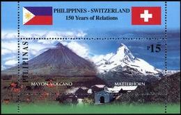 2001, Philippinen, Block 170, ** - Philippines
