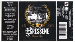 Bieretiketten België 02-0524 - Bier