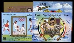 1984, Irak, Bl. 39 U.a., ** - Irak