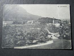 AK GRÖDIG St. Leonhard 1919  //  D*44384 - Grödig