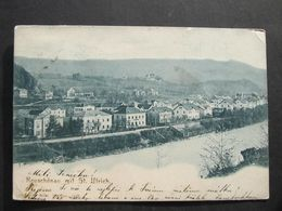 AK STEYR Neuschönau St. Ulrich 1906 //  D*44385 - Steyr