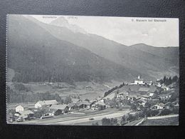 AK STEINACH Am Brenner Mauern Ca.1910  //  D*44386 - Steinach Am Brenner