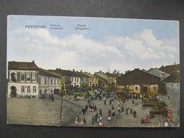 AK FRYSZTAK Galicya Galizien Ca.1920//  D*44389 - Polonia