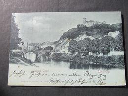 AK LAIBACH Ljubljana Mondschein 1898 //  D*44390 - Slovénie
