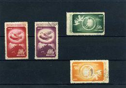 Chine  1952   Obl. - Usati
