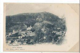 VALLDEMOSA : Vista General - Edicion Hauser Y Menet N°1112 - Espagne