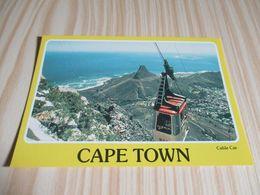 Cape Town (Afrique Du Sud).Cable Car. - South Africa