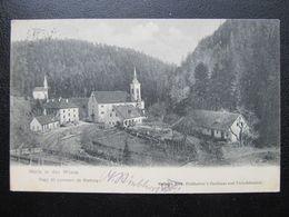 AK St. Lorenzen Ob Marburg Maria In Der Wüste Gasthof 1909 //  D*44400 - Slovénie
