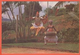 SRI LANKA - CEYLON - 1991 - 9 Child Survival - Sharada - Danzatori - Viaggiata Da ???? Per Bologna, Italy - Sri Lanka (Ceylon)