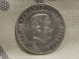 1 Lire Victor-Emmanuel III 1910 - 1900-1946 : Victor Emmanuel III & Umberto II