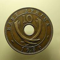 East Africa 10 Cents 1936 Georgius V - Britse Kolonie