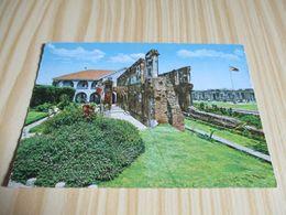 Historic Ruins Of Fort Santiago (Philippines). - Philippines