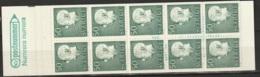 Sweden,  1969  -Booklet Gustav VI Yv. C568a  MNH/** 10x50 öre H218 - Carnets